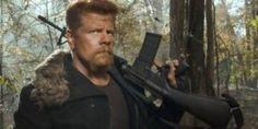 13 'Walking Dead' Characters Who Look Like Bosses Wearing Abraham's Mustache