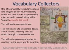 I am thrilled to say that I am sneak-previewing the first of ten vocabulary/writing lessons that I will begin selling from my website in July!    Here is a direct link to the 11MB Powerpoint:  http://corbettharrison.com/documents/VOCAB/Vocab-PPTS/Personified-Vocabulary-Characters.pptx  I'd love feedback, if you had any to offer: corbett@corbettharrison.com  --Corbett