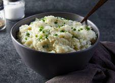 mashed cauliflower 400