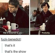 (Sherlock)