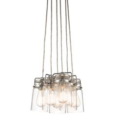 modern-mason-jar-cluster-chandelier-6-light.jpg (1200×1200)