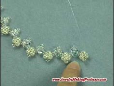 http://www.jewelrymakingprofessor.com This is a preview of the jewelrymakingprofessor.com video class showing how to make a Picot Necklace. Full video available at jewelrymakingprofessor.com
