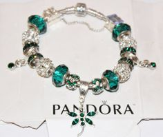Gorgeous in Green Dragonfly   Authentic Jared Pandora by xdempseyx, $129.00