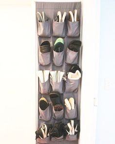 Wall Hanging Shoe Holder The inspiration for this is from Style Novice who shared a tutorial on You Tube. Sewing Patterns Free, Sewing Tutorials, Free Pattern, Free Sewing, Hanging Shoes, Shoe Holders, Dresses For Less, Shoe Storage, Home Free