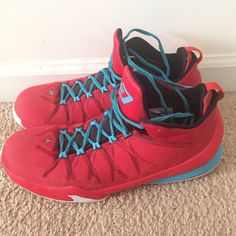 buy popular 7ed38 ee914 Jordan Shoes   Chris Paul 3 By Jordan   Color  Blue Red   Size