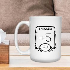 $14.95 - $17.95 (11-15 Oz) . Product Sold by Amazon.com . IDEAL GIFT FOR FRIENDS - Our funny mug gift is perfect for anyone, especially coffee lovers. With cute design and unique quotes will make them love it! Be it for your brother, sister, parents, grandparents, best friend, lover, child, fiance, husband, wife, in-laws, cousins, aunts, uncles, boss. EXCLUSIVE DESIGN MUG FOR YOURSELF - Describe who you are with this mug by drinking a cup of coffee or maybe a hot chocolate? What a perfect match! Game Presents, Presents For Best Friends, Best Friend Gifts, Gift Card Games, Dragon Rpg, Unique Quotes, Aunts, Brother Sister, Coffee Lovers