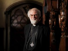 Rowan Williams. Photograph: Linda Nylind/Guardian News & Media