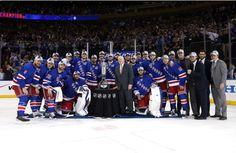 New York Rangers Offseason Review