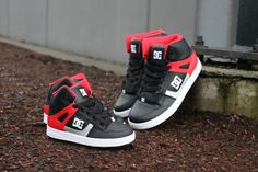 New Feature Friday items have arrived at Premium Label Outlet Edmonton! All new Men's Obey, Boy's DC shoes & Women's Obey & Roxy. Dc Shoes Women, New Man, Roxy, High Tops, Sneakers, Fashion, Trainers, Moda, Women's Sneakers