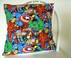 Marvel Comic cushion