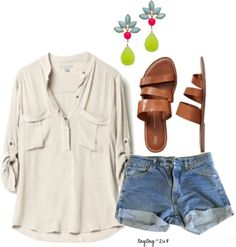 """Summer 2013"" by taytay-268 on Polyvore"
