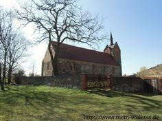 Kirche wartet auf die nächste Restaurierung