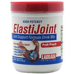 LABRADA NUTRITION ELASTIJOINT 28 SERVINGS - Fruit Punch, $26.99