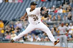 Volquez makes case to stay in rotation