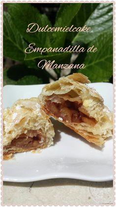 Www.facebook.com / dulcemielcake Dulcemielcake. Blogspot. Com #empanadillas #manzana #apple #sweet