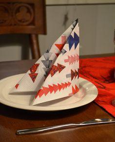 Kuusikossa servetti * Napking of Marimekko Marimekko, The Dish, Dishes, Cake, Desserts, Food, Pie Cake, Tailgate Desserts, Pastel