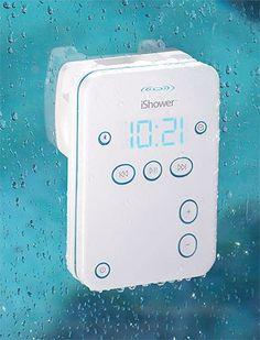 iShower - water resistant Bluetooth speaker