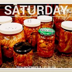Thank you a lot of MOGU. - 80件のもぐもぐ - I made lots of Kimchi with my family.  We are ready for the winter! by Jiholland