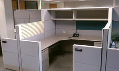 We, at Hero Office Systems, offer a broad range of Herman Miller Ethospace and Used Cubicles at reasonable rates.