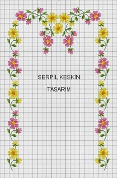 1 million+ Stunning Free Images to Use Anywhere Easy Cross Stitch Patterns, Cross Stitch Borders, Cross Stitch Rose, Simple Cross Stitch, Cross Stitch Flowers, Easy Crochet Patterns, Cross Stitch Designs, Needlepoint Stitches, Embroidery Stitches