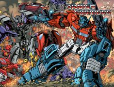 idw comics | IDW Transformers Ongoing Actualizando en Español