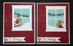 Stamp With Cynthia: GV Blog Hop - Holiday Sneak Peek