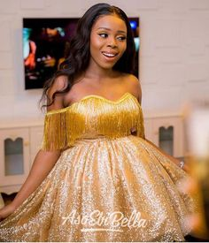 An is a wedding guest {bella} looking stunning in aso-ebi – the fabric/colors of the day, at a - AsoEbi Bella. African Dresses For Kids, African Maxi Dresses, Latest African Fashion Dresses, African Attire, African Lace Styles, African Style, Lace Dress Styles, Lace Evening Dresses, Aso Ebi