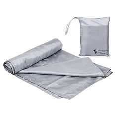 The Friendly Swede Travel and Camping Sheet Sleeping Bag Liner *** Click image for more details.