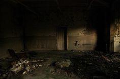 Hospital Hellingly, en el Sussex Este, Inglaterra. http://culturacolectiva.com/top-10-los-lugares-mas-tenebrosos-del-mundo/