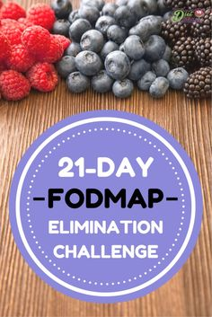 Join the FREE 21-Day FODMAP Elimination Challenge. Begins on November 16, 2015.  If you know or suspect a chronic food intolerance is harming your health and day-to-day activities, this challenge is for you! Learn more details here: http://www.dietvsdisease.org/low-fodmap-diet-elimination-challenge/