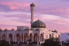 Al Zulfa Mosque, Seeb, Oman