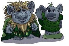 Frozen Rock Trolls Costume - Google Search