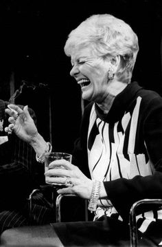 elaine stritch in company. i'll drink to that...