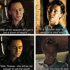 Tom Hiddleston<<33 @Molly Hooper