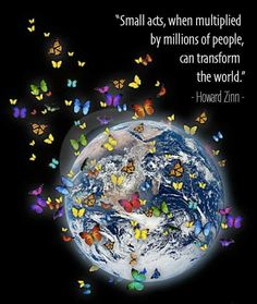 Lets make this world better 1 person at a time