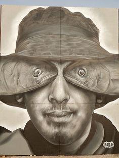 https://flic.kr/p/258ktue | Graff de Robo sur la Costa de Caparica - Portugal
