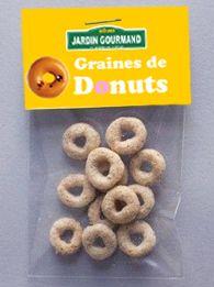 Des graines de donuts ! Parfait pour le 1er Avril...