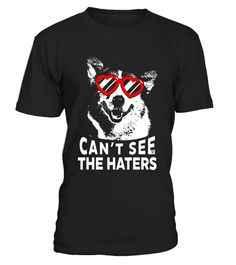 """# Welsh Corgi Can't see the haters T-Shirt .  Special Offer, not available in shops      Comes in a variety of styles and colours      Buy yours now before it is too late!      Secured payment via Visa / Mastercard / Amex / PayPal      How to place an order            Choose the model from the drop-down menu      Click on """"Buy it now""""      Choose the size and the quantity      Add your delivery address and bank details      And that's it!      Tags: Coolest Pembroke Welsh Corgi T-shirt Out…"""
