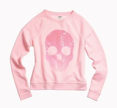 This is how we crew it #skull #VSPINK
