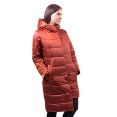 Купить Женское пальто Erin (Эрин) по выгодной цене от производителя в интернет-магазине Urban Style Urban Fashion, Winter Jackets, Winter Coats, Winter Vest Outfits, Urban Street Fashion