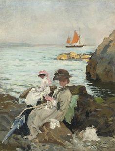 Thomas Benjamin Kennington...   Kai Fine Art