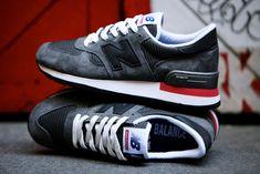 "New Balance M990HL ""Charcoal Grey"" (Made in USA) - EU Kicks: Sneaker Magazine"