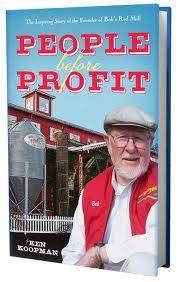 August 15 ELGL visits Bob Moore, Bob's Red Mill