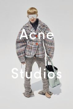 Acne Studios Cast an 11 Year Old Boy for Their Fall 2015 Campaign
