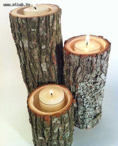 ایده های جالب شمع