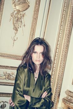 Marine Vacth for Air France Madame November 2014