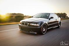 BMW E46 M3, via Flickr.