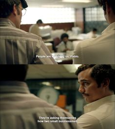 my favourite scene from Narcos - Imgur
