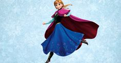 You're Anna! Disney quiz