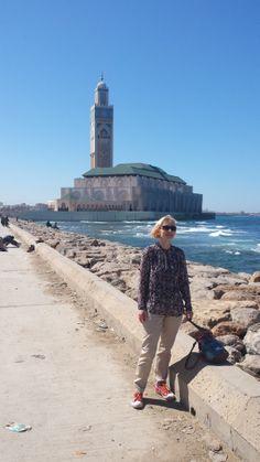 Nice view in Casablanca.